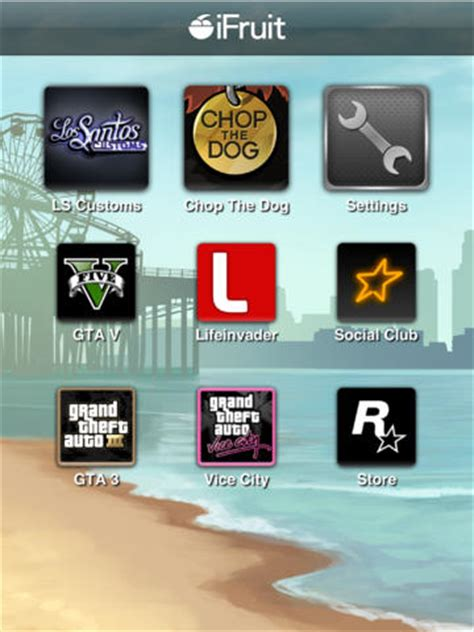 Grand Theft Auto Ifruit by Grand Theft Auto Ifruit On The App Store On Itunes
