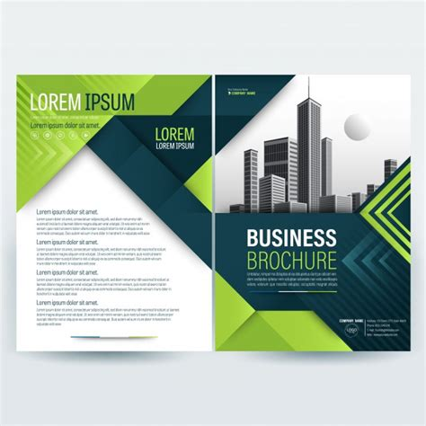 business prospectus template brochure vectors photos and psd files free