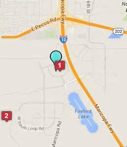 casino arizona map hotels near pass casino chandler az