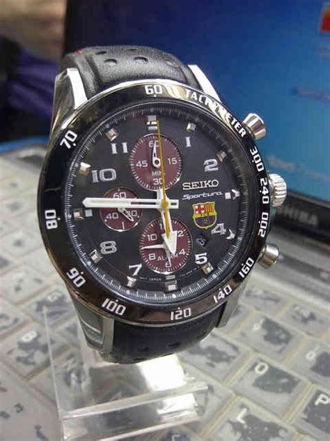 Jam Seiko Fc Barcelona Steel White bursa jam tangan sale diskon jual jam tangan branded 100