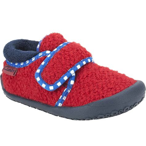 house shoes boys clarks easy dreamer slippers boys doodles charles clinkard