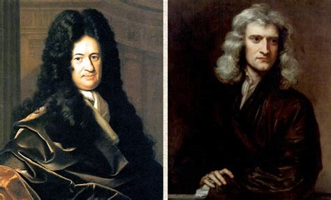 biography of isaac newton and wilhelm leibniz pharmacy on emaze
