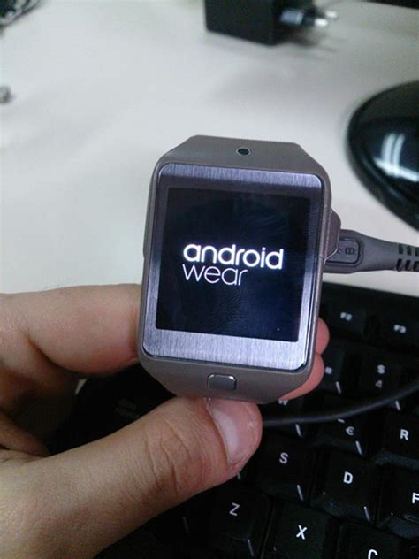 developer gets android wear running on the samsung gear 2 sammobile