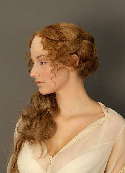 renaissance hairstyles history reproduction historical hairstyles from the bayerisches