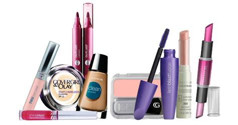 Covergirl Makeup 5 new covergirl printable coupons deal at cvs