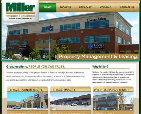 miller property management andrew schepers designer developer marketer 187 miller