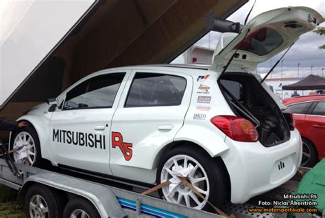 who created mitsubishi mitsubishi returning to rally