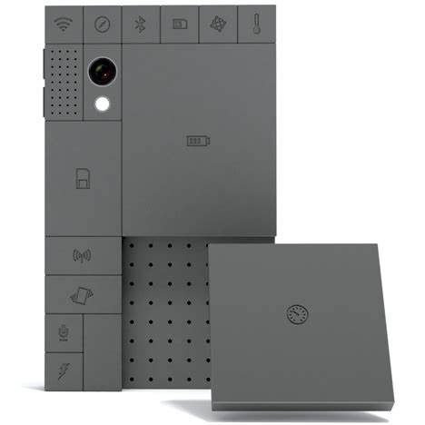modular mobile modular smartphone