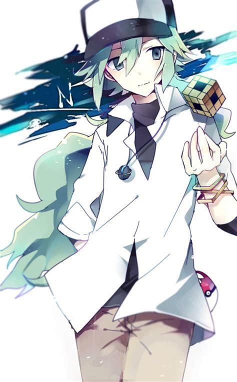 N Anime by Tags Anime Pixiv Id 4203716 Pok 233 Mon N Pok 233 Mon Brown