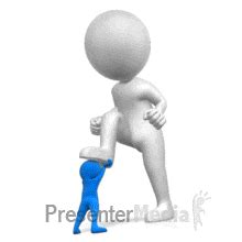 gif format in powerpoint figure being quieted signs and symbols great clipart
