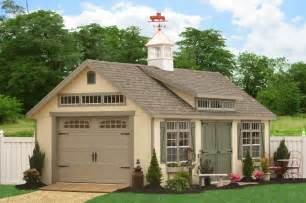Nice Garden Shed Garage #3: Traditional-garage-and-shed.jpg