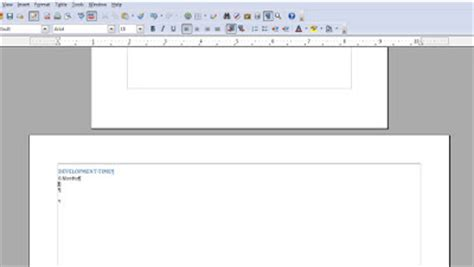layout landscape open office openoffice writer mix page layout both of portrait and