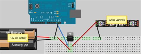 arduino transistor led driver mosfet using an arduino to switching a grounded load powered by a 12 volt supply arduino