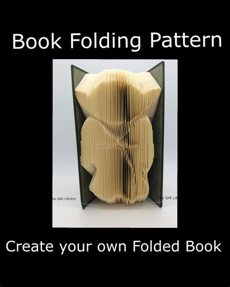pattern making book il modellismo folded book art pattern yoda pattern to create your own