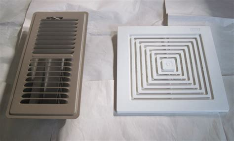 bathroom ceiling vents exhaust fan covers home decor and interior design