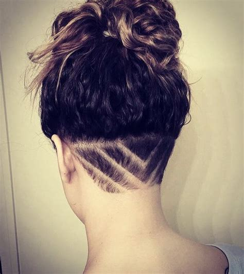 what hair types suit womens undercuts pinterest the world s catalog of ideas