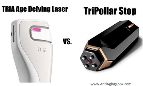 reviews tria anti aging laser tria age defying laser vs tripollar stop