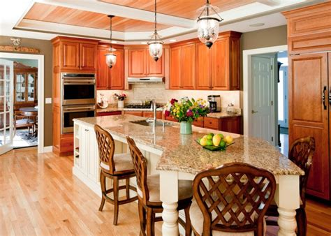 kitchen without island l shaped kitchen common but ideal kitchen designs homesfeed