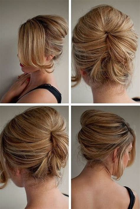 hairstyles to do self 10 easy hairstyles you can do yourself hair