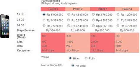 Harga Matrix Power Wave harga iphone 5 bundling indosat xl telkomsel rp