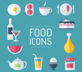Flat Kitchen Design List Of Free Food Icons For Restaurant Themed Uis Designmodo