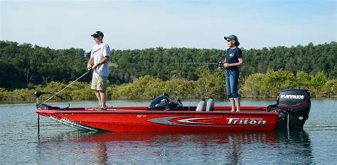 aluminum bass boat tournaments triton boats we take america fishing