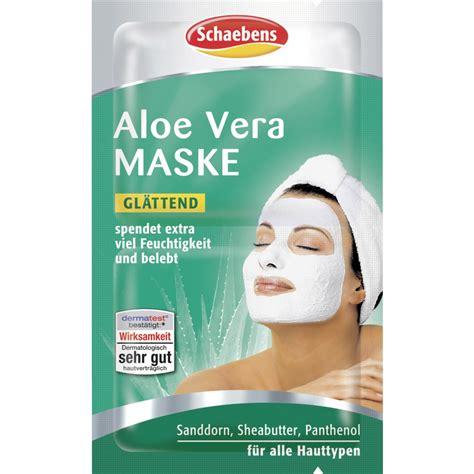 Aloe Vera Mask Aloe Vera Maske Rossmann De