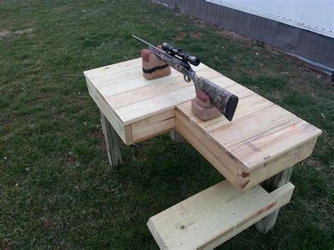 rifle bench rest plans 14 best shooting range gear images on pinterest shooting