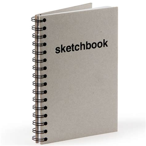 a5 size sketch book a5 wiro greyboard sketchbook
