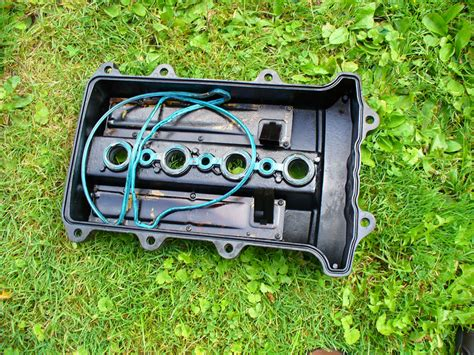 saturn valve cover 1996 saturn sc2 valve cover and gasket with