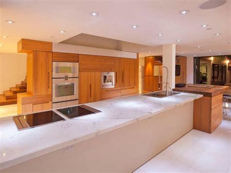 neue einbauküche design k 252 cheninsel marmor