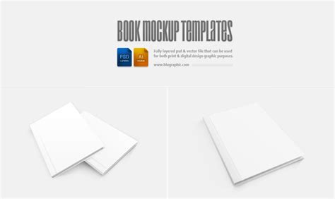 book mockup template free 300 free mockups for graphic designers to showcase their