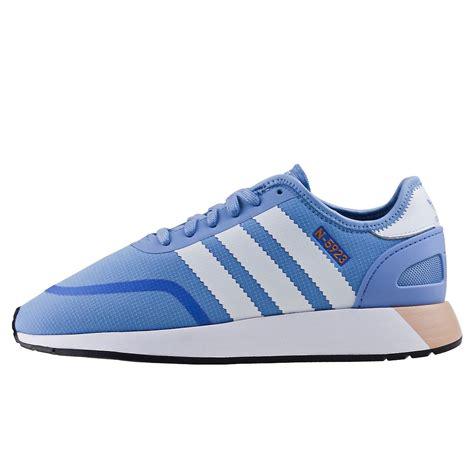 Adidas N M D adidas n 5923 w aq0268 womens trainers in pastel blue