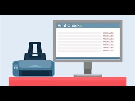 quickbooks tutorial real estate print checks in quickbooks quickbooks tutorials