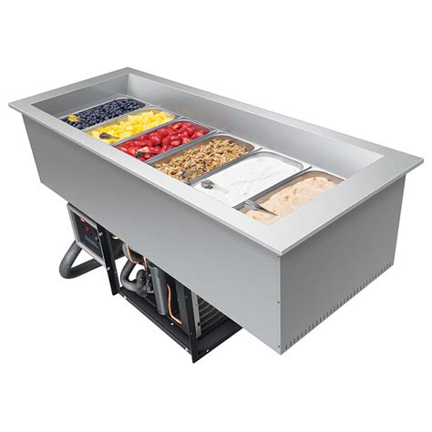 table top refrigerated salad bar refrigerated salad bars drop in cold pre chilled