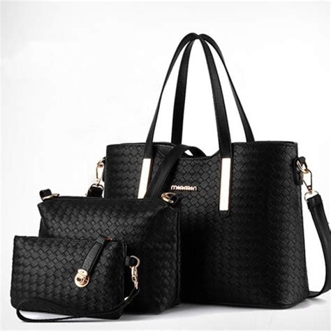 set sacs femme sac 224 sac 224 bandouli 232 re sac key noir achat vente set sacs f emme