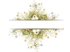 vintage floral frame ppt backgrounds border amp frames