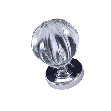 Glass Mortice Door Knobs by Pumpkin Shaped Glass Mortice Door Knob Jh5202 By Frelan