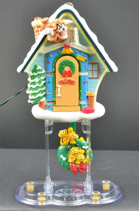 mr christmas mickey s clock shop automated musical