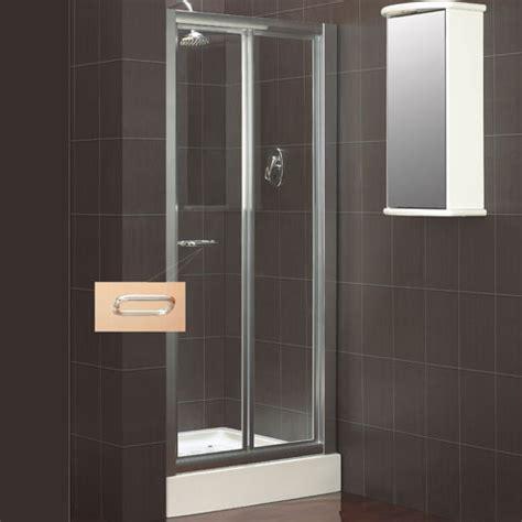 Bi Folding Shower Doors Shower Choices For The Modern Bathroom The Alternative Bathroom