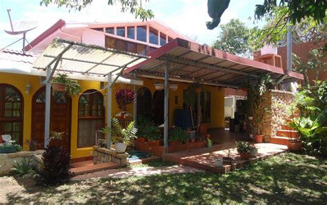 cozy escazu garden home and rental apartment for sale
