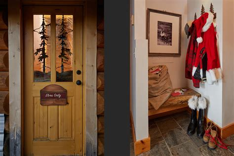 zillow santa real estate site zillow shows the inside of santa s cozy pole home
