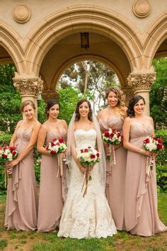 rum first paint bridesmaid colors from alfred angelo loves first blush