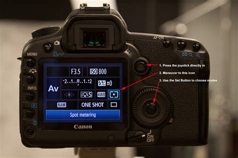 Lifei 5d Ii Set tip of the week august 11 2014 what is spot metering and when do i use it tim ford