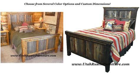 bradley s furniture etc utah rustic bear paw barnwood bradley s furniture etc utah rustic bedroom furniture