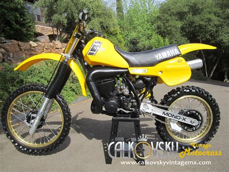 vintage motocross bikes for sale australia 1983 yamaha yz 490 vintage motocross