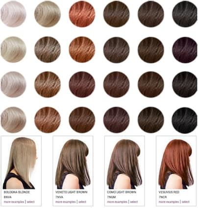 what color is my hair chart reed reviews before after pics and real results