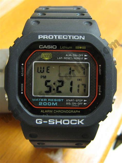 Casio G Shock Tali Gshock Dw 5000 Dw5000 Dw 5000 Rubber Hitam fs casio g shock dw 5000 400 sold pocket calculator