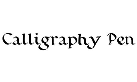 Wedding Font Tester by A Collection Of Beautiful Calligraphy Fonts Blueblots