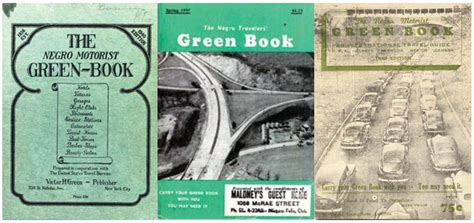 the in green books american travel and jim segregation